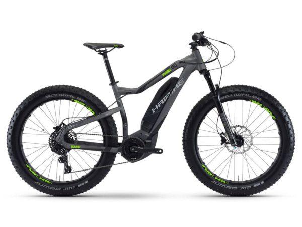 Электровелосипед - Haibike SDURO FatSix 6.0