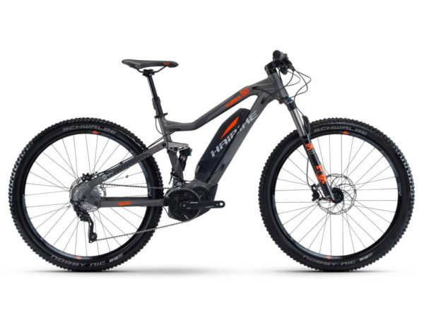 Электровелосипед - Haibike SDURO FullNine 8.0