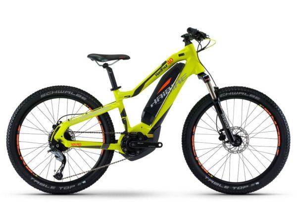 Электровелосипед - Haibike SDURO HardFour 4.0