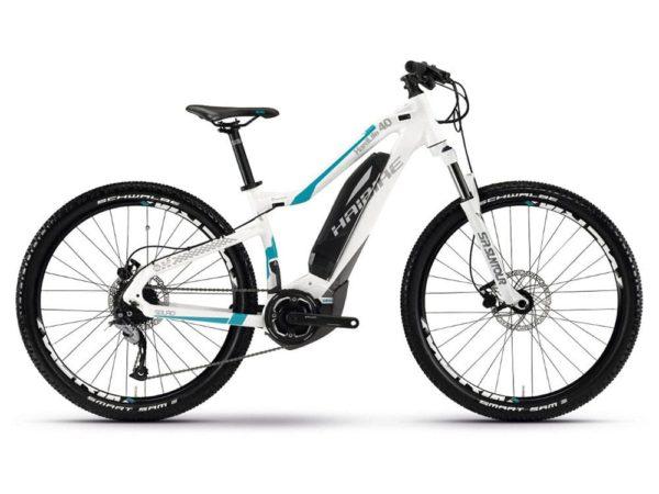 Электровелосипед - Haibike SDURO HardLife 4.0