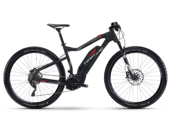 Электровелосипед - Haibike SDURO HardNine 8.0
