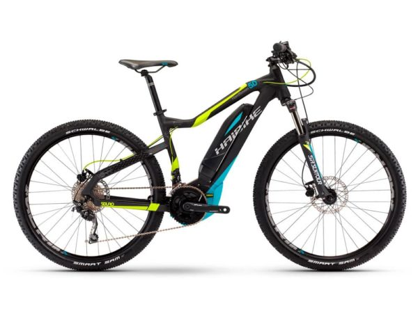 Электровелосипед - Haibike SDURO HardSeven 5.0