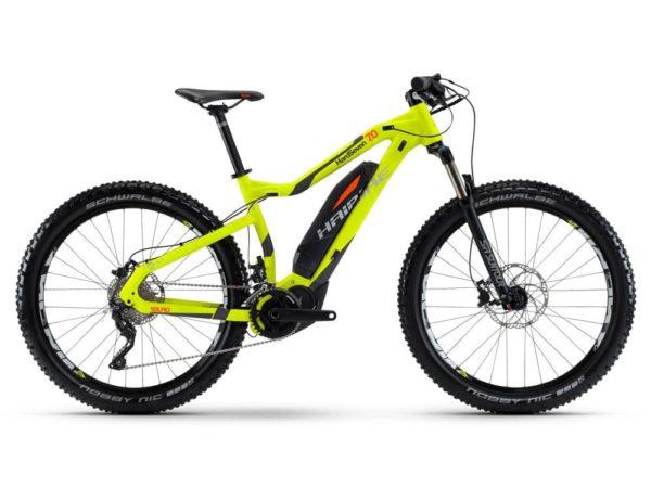 Электровелосипед - Haibike SDURO HardSeven 7.0