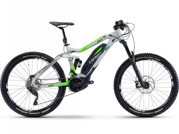 Электровелосипед - Haibike SDURO Nduro 7.0