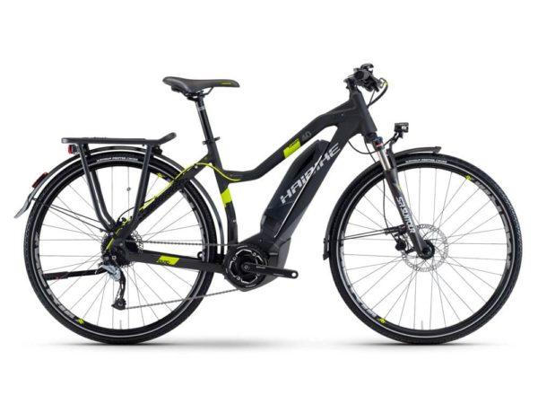 Электровелосипед - Haibike SDURO Trekking 4.0 women