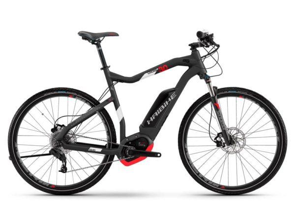 Электровелосипед - Haibike XDURO Cross 3.0
