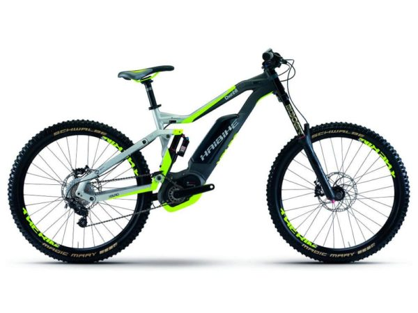 Электровелосипед - Haibike XDURO Dwnhll 8.0