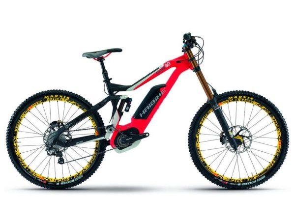 Электровелосипед - Haibike XDURO Dwnhll 9.0