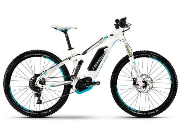 Электровелосипед - Haibike XDURO FullLife 5.0