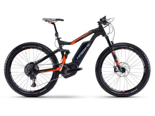 Электровелосипед - Haibike XDURO FullSeven 7.0