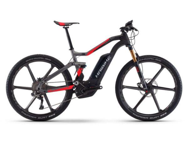 Электровелосипед - Haibike XDURO FullSeven Carbon 10.0