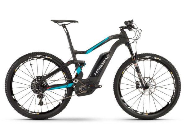 Электровелосипед - Haibike XDURO FullSeven Carbon 8.0