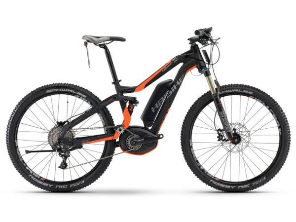 Электровелосипед - Haibike XDURO FullSeven S 7.0