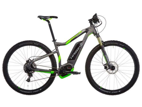 Электровелосипед - Haibike XDURO HardNine 5.0
