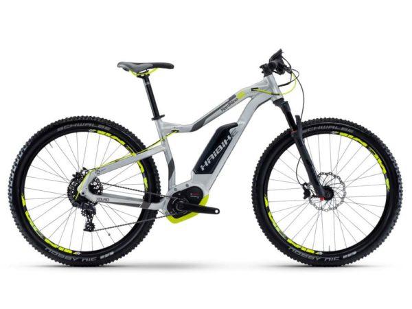 Электровелосипед - Haibike XDURO HardNine 6.0