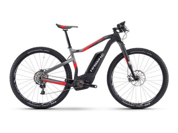 Электровелосипед - Haibike XDURO HardNine Carbon 10.0