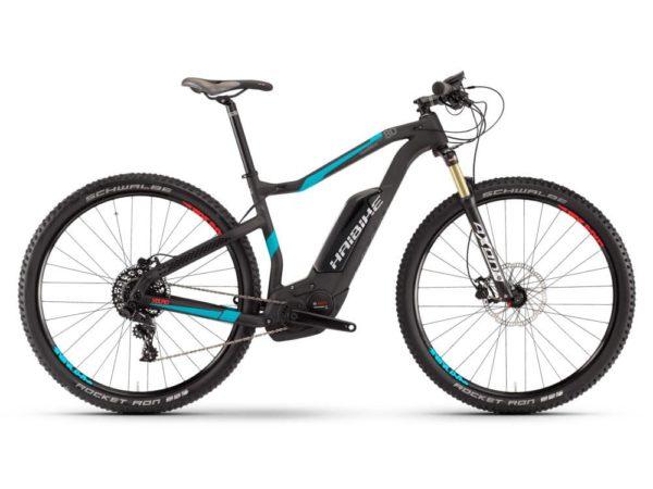 Электровелосипед - Haibike XDURO HardNine Carbon 8.0