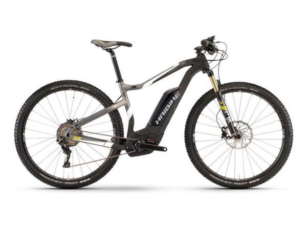Электровелосипед - Haibike XDURO HardNine Carbon 9.0