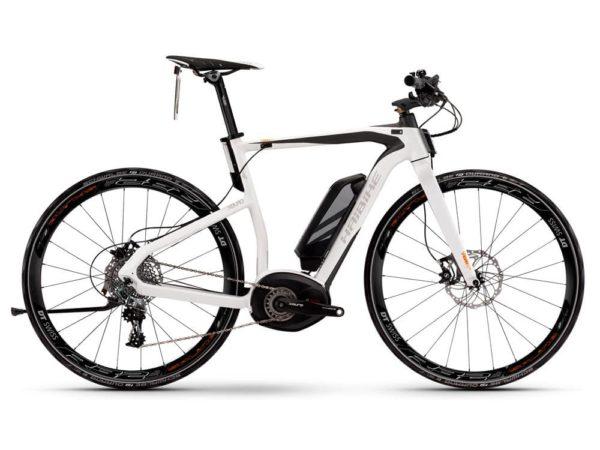 Электровелосипед - Haibike XDURO Urban S RX
