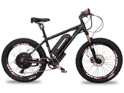 Электровелосипед - Horza Cube LDM-T 1950W