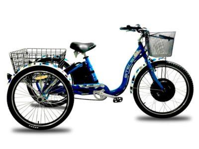 Электровелосипед - Horza Stels Trike 24-T1 1500W