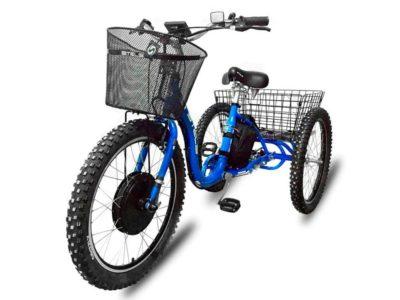 Электровелосипед - Horza Stels Trike 24-T2 1500W