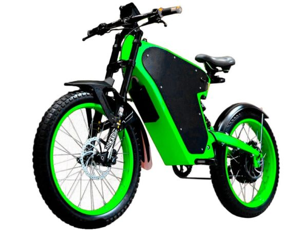 Электровелосипед - Киборг V12 12000W