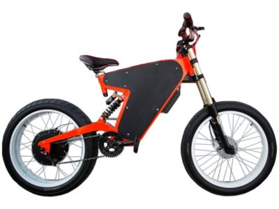 Электровелосипед - Киборг V3 3000W