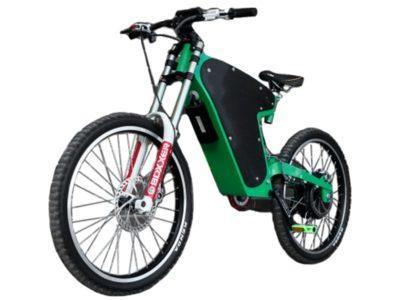 Электровелосипед - Киборг V5 5000W