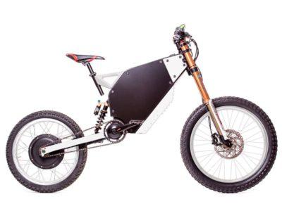 Электровелосипед - Киборг V6 6000W