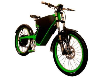 Электровелосипед - Киборг V9 9000W