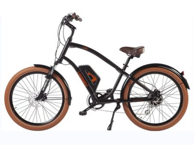 Электровелосипед - LEISGER CD5 CRUISER