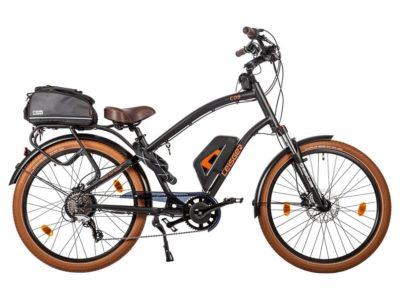 Электровелосипед - Leisger CD5 Cruiser Lux I