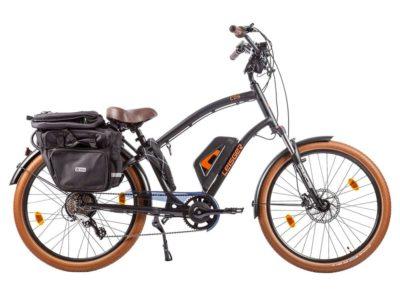 Электровелосипед - Leisger CD5 Cruiser Lux II