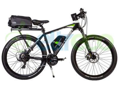 Электровелосипед - Leisger MD5 Basic Black Lux