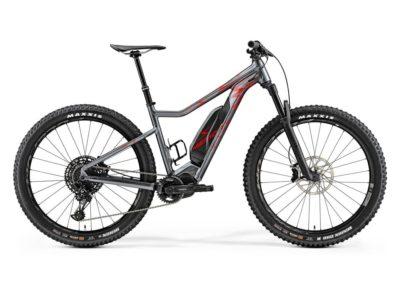 Электровелосипед - Merida eBig.Trail MetalRIDA 27.5+ 2019
