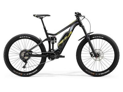 Электровелосипед - Merida eOne-Sixty 600 27.5 2019