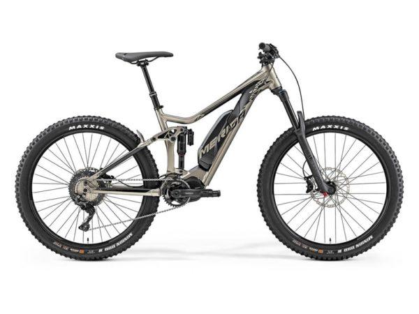 Электровелосипед - Merida eOne-Sixty 800 27.5 2019