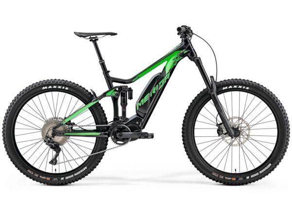 Электровелосипед - Merida eOne-Sixty 900 27.5 2019