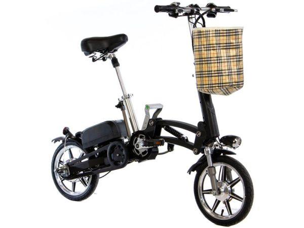 Электровелосипед - OxyVolt I-Fold 2020