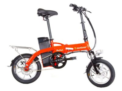 Электровелосипед - Oxyvolt Bullet 350W 48V