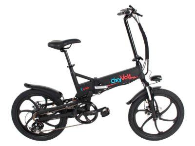 Электровелосипед - Oxyvolt City Style