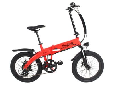 Электровелосипед - Oxyvolt E-joy