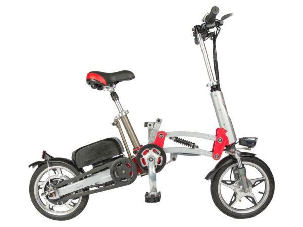 Электровелосипед - Oxyvolt I-fold
