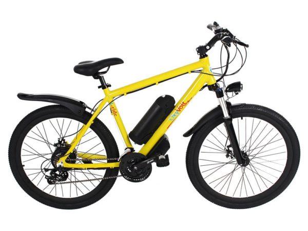 Электровелосипед - Oxyvolt I-ride