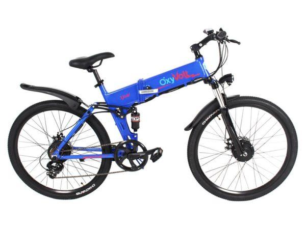 Электровелосипед - Oxyvolt X Fold Double 2