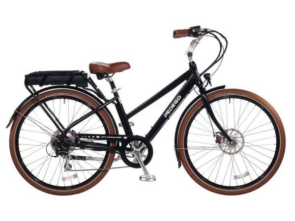 Электровелосипед - Pedego City Commuter Step-THRU