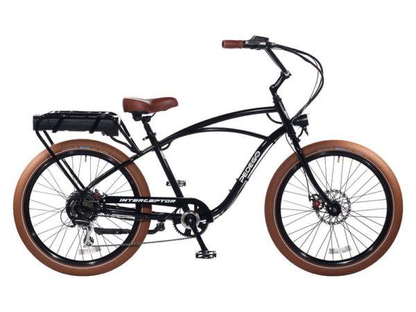 Электровелосипед - Pedego Interceptor Classic