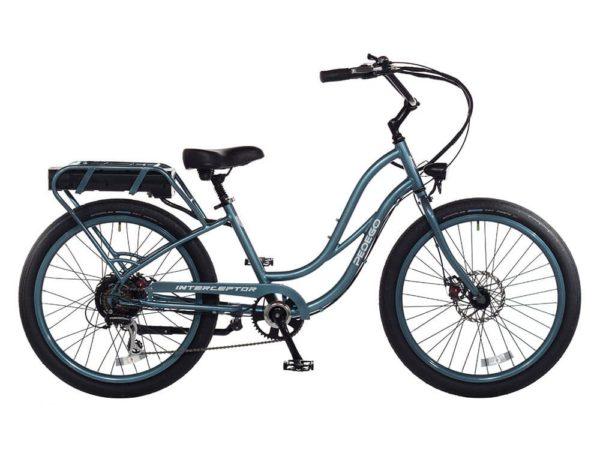 Электровелосипед - Pedego Interceptor Step-THRU