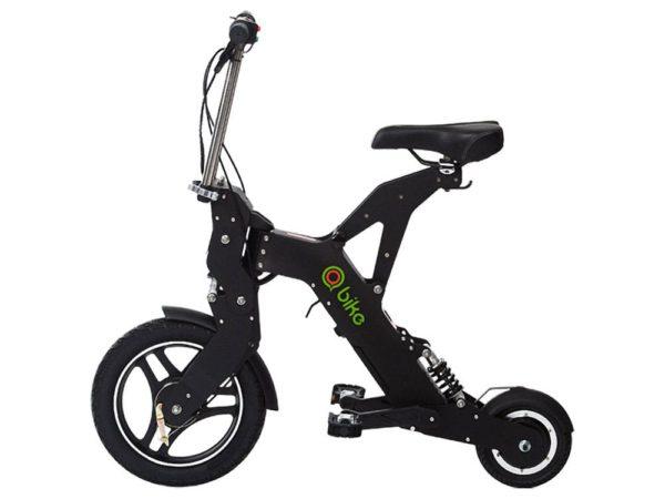 Электровелосипед - Qbike Maxi Q